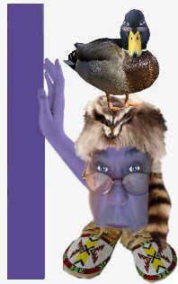 exclamation emote coon lean left 245 with duck on head.jpg